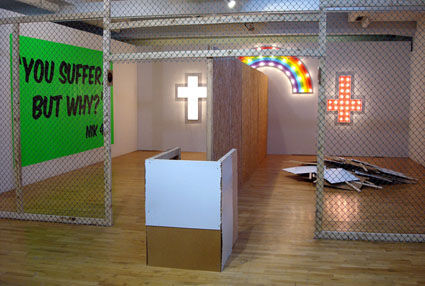 <i>Here Today, Gone Tomorrow</i> Installation view
