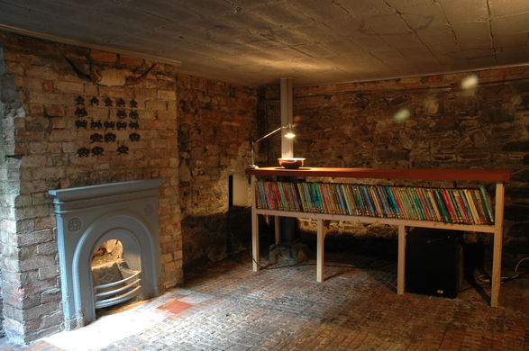 Cellar space at Mill Lane
