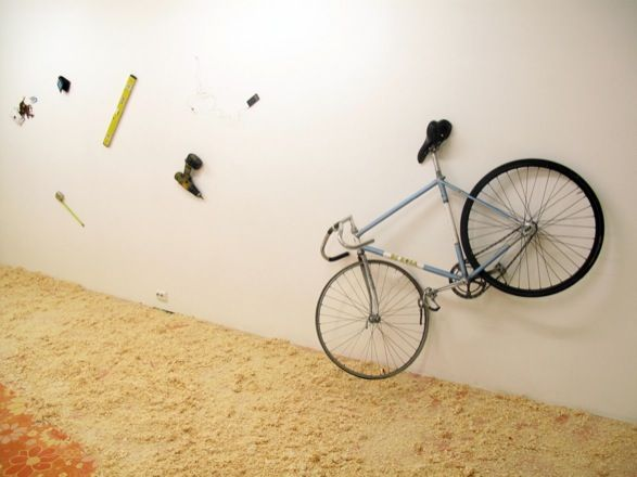 <b>Bedwyr Williams</b>, <i>I also make...</i>, mixed media, dimensions variable, 1857, Oslo, 2008. Courtesy the artist and Ceri Hand Gallery