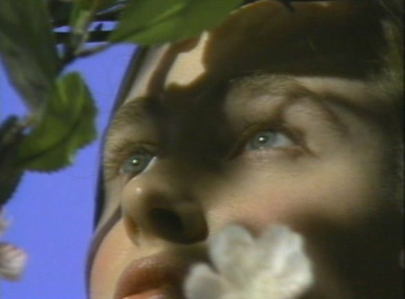 <b>Cerith Wyn Evans</b>, still from <i>Degrees of Blindness</i>, 1988, video, 19`, colour, sound. Courtesy of the artist and LUX, London