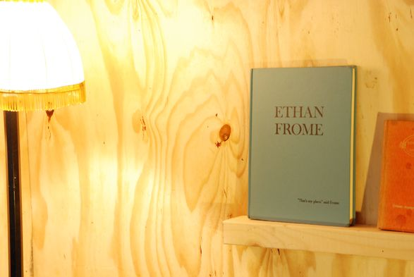 From <i>The Spaces of Ethan Frome</i>, 2013