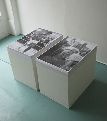 Mohammed-Marylin, installation shot 2008