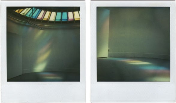 There Must Be Happy Endings (Slade), Two SX-70 Polaroids, 2008