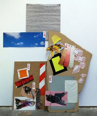 Demolition Mood Board, 2015