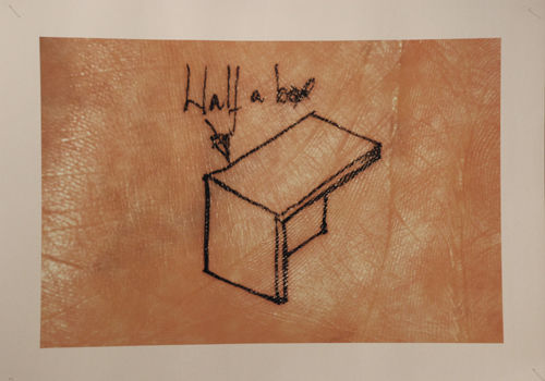Alistair Owen, <i>Half A Box</i>