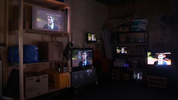 Tom Cardew, <i>Love Hangover 2019, ​ Multi-channel Installation g39</i>