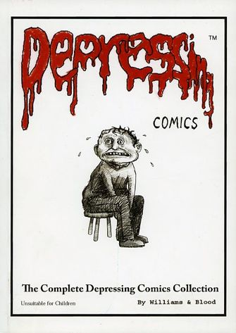The Complete Depressing Comics Collection-large