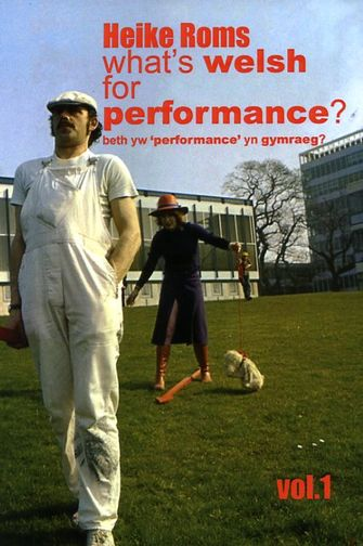 What`s Welsh for Performance? Vol.1-large